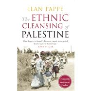 The Ethnic Cleansing of Palestine by Pappe, Ilan, 9781851685554