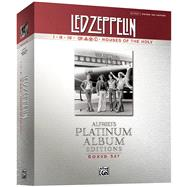 Led Zeppelin I-V Platinum Guitar: Authentic Guitar Tab by Led Zeppelin, 9780739075555