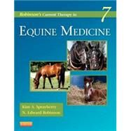 Robinson's Current Therapy in Equine Medicine by Sprayberry, Kim A., 9781455745555