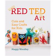 Red Ted Art by Woodley, Maggy, 9780224095556
