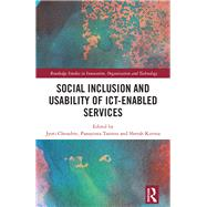 Innovative ICT-enabled Services and Social Inclusion by Choudrie; Jyoti, 9781138935556