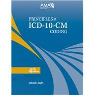 Principles of ICD-10-CM Coding by Grider, Deborah J., 9781622025558