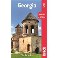 Bradt Country Guide Georgia by Burford, Tim, 9781841625560