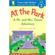 At the Park by Baker, Keith, 9780544555563