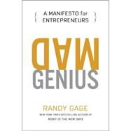 Mad Genius by Gage, Randy, 9780399175565