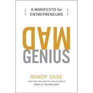 Mad Genius by Gage, Randy, 9780399175565