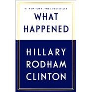 What Happened by Clinton, Hillary Rodham, 9781501175565