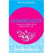 Numerology by Buchanan, Michelle, 9781781805565