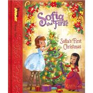 Sofia the First Sofia's First Christmas by Israel, Laurie; Ruderman, Rachel, 9781484715567