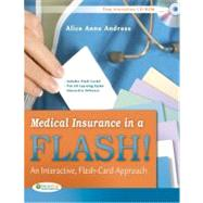Medical Insurance In A Flash! : An Interactive, Flash-card Approach