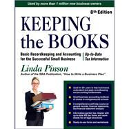 Keeping the Books by Pinson, Linda, 9780944205570