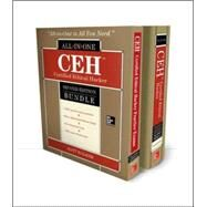 CEH Certified Ethical Hacker Bundle, Second Edition by Walker, Matt, 9780071835572