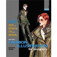 Fashion Illustration for Designers by Hagen, Kathryn, 9780135015575