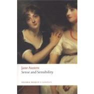 Sense and Sensibility by Austen, Jane; Doody, Margaret Anne; Lamont, Claire; Kinsley, James, 9780199535576