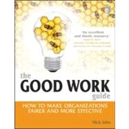 The Good Work Guide by Isles, Nick, 9781844075577