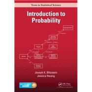 Introduction to Probability by Blitzstein; Joseph K., 9781466575578