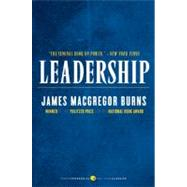 Leadership by Burns, James MacGregor, 9780061965579