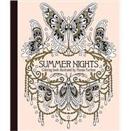 Summer Nights Coloring Book by Karlzon, Hanna, 9781423645580