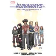 Runaways by Vaughan, Brian K.; Alphona, Adrian; Miyazawa, Takeshi, 9780785185581