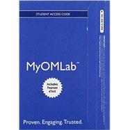 MyOMLab with Pearson eText -- Access Card -- for Operations Management Processes and Supply Chains by Krajewski, Lee J.; Malhotra, Manoj K.; Ritzman, Larry P., 9780133885583