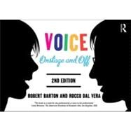 Voice: Onstage and Off by Barton; Robert, 9780415585583