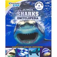 Ultimate Sharks Encyclopedia by Parragon Books, 9781472365583