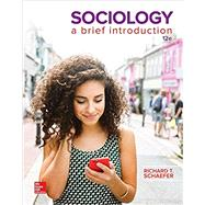 LooseLeaf for Sociology: A Brief Introduction by Schaefer, Richard T., 9781259425585