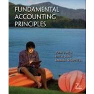 Fundamental Accounting Principles by Wild, John; Shaw, Ken; Chiappetta, Barbara, 9780078025587