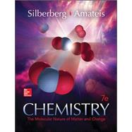 Combo: Connect Access Card Chemistry with LearnSmart 2 Semester Access Card for Chemistry with ALEKS for General Chemistry Access Card 2 semester by Silberberg, Martin, 9781259335587