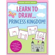 Learn to Draw Princess!: Easy Step-by-step Drawing Guide by Peter Pauper Press, 9781441305589