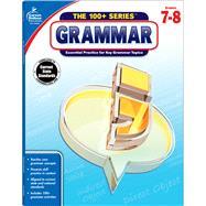 Grammar, Grades 7 - 8 by Schwab, Christine, 9781483815589