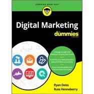 Digital Marketing for Dummies by Deiss, Ryan; Henneberry, Russ, 9781119235590