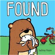 Found by Yoon, Salina; Yoon, Salina, 9780802735591