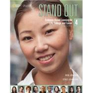 Stand Out 4 by Jenkins, Rob; Johnson, Staci, 9781305655591