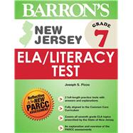 Barron's New Jersey, Grade 7 Ela by Pizzo, Joseph S., 9781438005591
