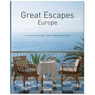 Great Escapes Europe: Revised Edition by Taschen, 9783836555593