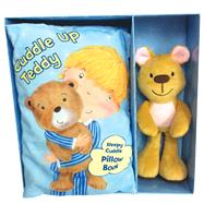 Cuddle Up Teddy Gift Set by Tangerine Designs Ltd., 9781438075594