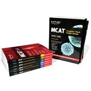 Kaplan MCAT Complete 7-Book Subject Review by Kaplan, 9781506205595