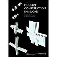 Modern Construction Envelopes by Watts, Andrew, 9783990435595