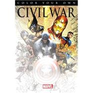 Color Your Own Civil War by McNiven, Steve, 9780785195597