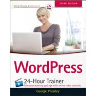 Wordpress 24-hour Trainer by Plumley, George, 9781118995600