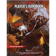 Player's Handbook by WIZARDS RPG TEAM, 9780786965601