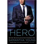 Hero by Young, Samantha, 9780451475602