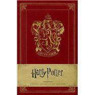 Harry Potter Gryffindor Hardcover Ruled Journal by Editions, Insight, 9781608875603