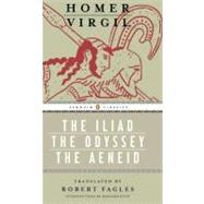 Iliad, Odyssey, and Aeneid box set (Penguin Classics Deluxe Editions) by Homer, 9780147505606