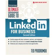 Ultimate Guide to LinkedIn for Business by Prodromou, Ted; Malinchak, James ; Marshall, Perry, 9781599185606