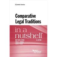 Comparative Legal Traditions in a Nutshell by Glendon, Mary Ann; Carozza, Paolo; Picker, Colin, 9780314285607
