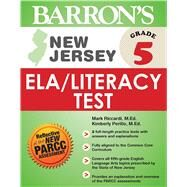 Barron's New Jersey, Grade 5 Ela by Riccardi, Mark; Perillo, Kimberly, 9781438005607