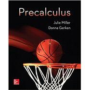 Precalculus by Miller, Julie; Gerken, Donna, 9780078035609