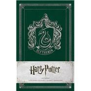 Harry Potter Slytherin Hardcover Ruled Journal by Editions, Insight, 9781608875610